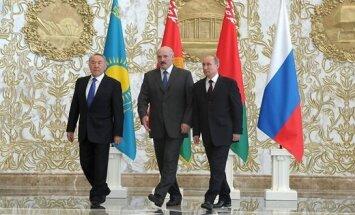 Kazahstāna un Baltkrievija neatbalsta Krievijas ieceri paaugstināt Ukrainai muitas nodokli