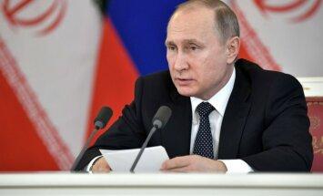 Putins aicina ASV uzņēmējus palīdzēt normalizēt ASV un Krievijas attiecības