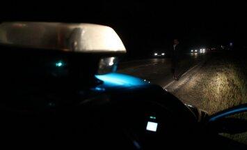 Meklē aculieciniekus traģiskajam negadījumam Kazdangas pagastā