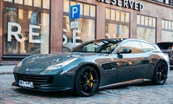 Uzņēmums bez saimnieciskās darbības iegādājies 300 tūkstoš vērtu 'Ferrari' superauto
