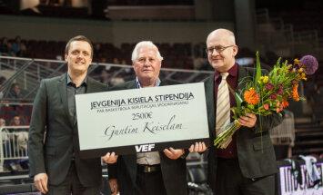 Aicina izvirzīt kandidātus 'VEF Rīga' balvai par basketbola reputācijas spodrināšanu