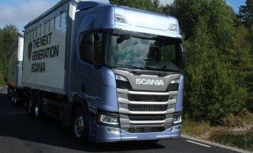 Kravas automašīnām uz robežas būs jādeklarē degvielas apjoms tvertnē