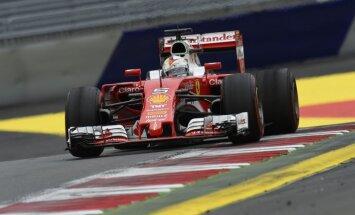 Fetelam atņem trešo vietu Meksikas 'Grand Prix'
