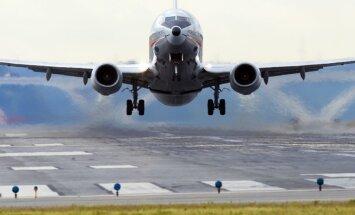 Apturēti visi lidojumi no Doņeckas lidostas