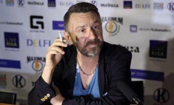 Сергей Шнуров подвинул поп-звезд в списке знаменитостей Forbes