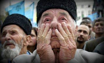 Atskats vēsturē: Kas 1944. gadā notika ar Krimas tatāriem