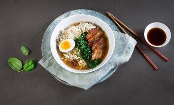 Jauni un uzlaboti produkti Āzijas maltīšu sortimentā