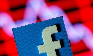'Facebook' nodos Kongresam informāciju par Krievijas pirktajām politiskajām reklāmām