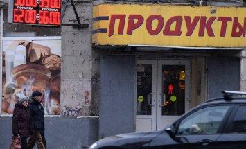 Krievijā sācies pamatīgs inflācijas lēciens