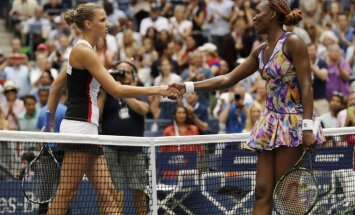 Karolina Pliskova, Venus Williams