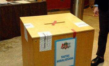 Saeimas komisija bruģē ceļu referendumu ierosināšanu līdz 2015.gadam uzticēt 50 tūkstošiem balsstiesīgo