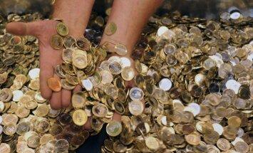 Policija pērn apturējusi aptuveni 5 miljonu eiro ES fondu naudas izkrāpšanu