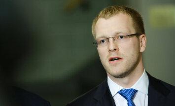 Elksniņš vēl varētu noturēt Daugavpils mēra amatu, pieļauj Ušakovs