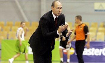 Štelmahers 'Valmiera/ORDO' galvenā trenera amatā debitē ar uzvaru pagarinājumā pār bijušo komandu 'Ventspils'