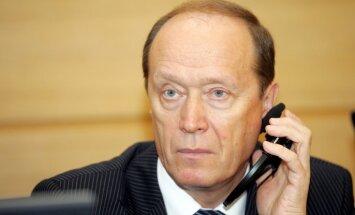 Vešņakovs: lai kā Latvija censtos, Krievija neatzīs tās okupāciju