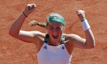 Остапенко становится 12-й ракеткой мира и 4-й в чемпионской гонке