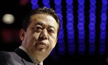 Interpols saņēmis pazudušā organizācijas prezidenta atkāpšanās rakstu