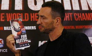 Tyson Fury & Wladimir Klitschko Head-to-Head