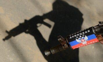 Medijs: Krievijas karavīriem draud ar cietumsodu par atteikšanos karot Donbasā