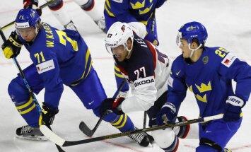 Kanāda, Šveice, ASV, Zviedrija - kas iekļūs pasaules čempionāta finālā?