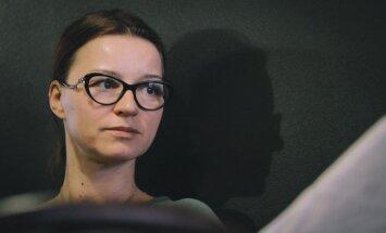 Marija Naumova intervē HIV pacienti. Partneris noliedza šīs slimības pastāvēšanu