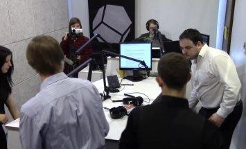 Video: Nākotnes premjerministri sāk sacensības