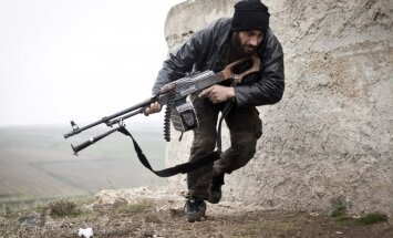 Pilnībā izgāzies ASV plāns sagatavot Sīrijas nemierniekus cīņai pret 'Islāma valsti'