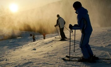 Aktīva atpūta uz kalna vai romantiski dabas skati: kā tu izbaudi ziemu?