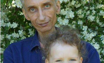 Trīsgadīgas meitiņas tēvam Leonīdam steidzami nepieciešama aknu transplantācija