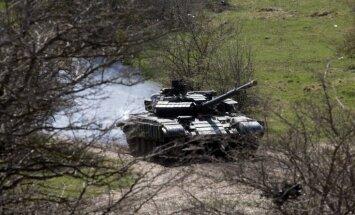 NATO ģenerālsekretārs aicina Krieviju izvest savus bruņotos spēkus no Ukrainas