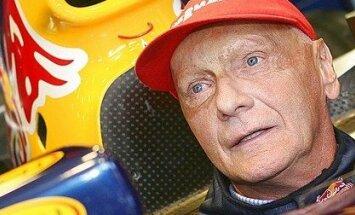 F-1 neboikotēs Krievijas 'Grand Prix', pārliecināts Lauda