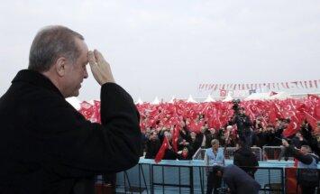 В Турции объявлена национальная мобилизация против терроризма