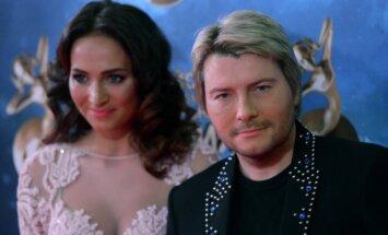 Foto: Krievijas mūzikas zvaigznes žilbina Kremlī