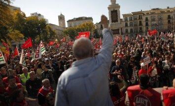 Spānijā notiks skolotāju streiks