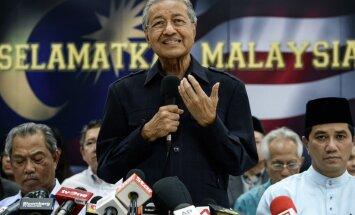 Malaizijas ekspremjeram liegta izbraukšana no valsts