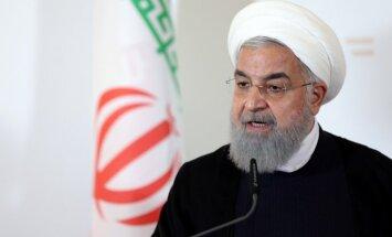 Kodollīguma saglabāšana ir atkarīga no Eiropas, pauž Ruhani