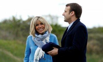 Apprecēt savu skolnieku: sieviete, kura var kļūt par Francijas pirmo lēdiju
