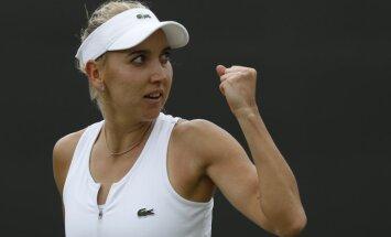 Уимблдон: Федерер повторил рекорд Коннорса, а Веснина выиграла российское дерби