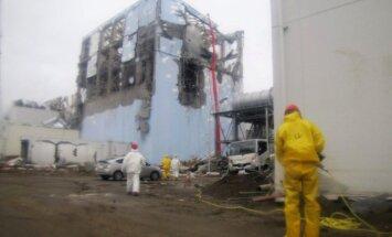 Fukušimā konstatēta jauna radioaktīva ūdens noplūde