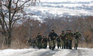 Palīgā prokrieviskajiem kaujiniekiem Donbasā ieradusies 'Čečenijas policija', paziņo Timčuks