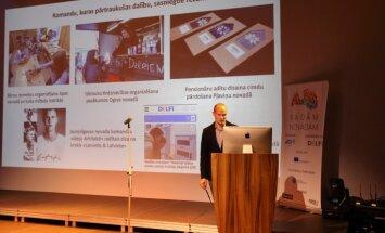 Projekta 'Radām novadam' rekomendācijas jauniešu uzņēmējdarbības atbalstam Latvijā