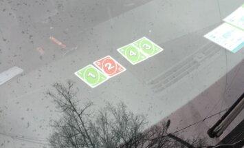 Rīdziniekus sadusmo jaunā auto novietošanas kārtība pie Kalnciema ielas 'Rimi'