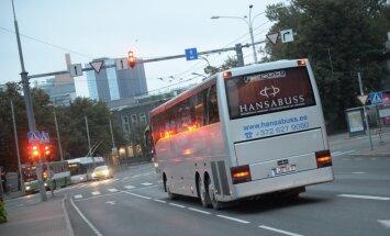 Igaunijas 'Hansabuss' iegādājas 'Tukuma auto'