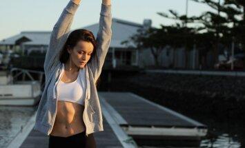 Небесное тело: шесть эффективных тренировок, которые любят звезды