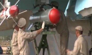 Laikraksts: Krievija gatavojas Sīrijā atvērt otru aviobāzi
