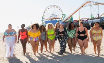Spītējot skaistuma standartiem, blogeres parāda – ikviena sieviete var vilkt peldkostīmu