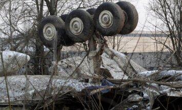Polijas prokuratūra saņēmusi no militārās pretizlūkošanas informāciju par Smoļenskas aviokatastrofu