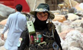 NATO vadītā koalīcija netieši radījusi virkni jaunu Afganistānas karakungu