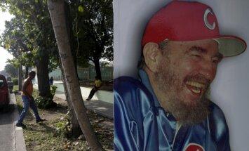 Fidels Kastro kritizē Obamas vizīti