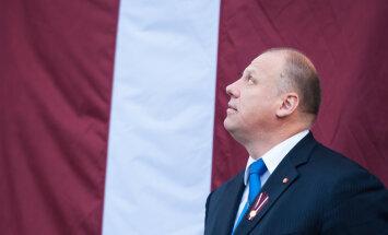 Латвия подписала договор, обязывающий ее обеспечивать присутствие НАТО